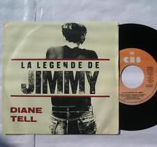 *DIANE TELL La legende de Jimmy NM MICHEL BERGER FRENCH ROCK OPERA Canada P/S 45
