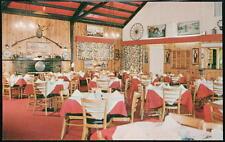 CHEVY CHASE MD Jack Davis's Brook Farm Restaurant Vtg Postcard Old Maryland PC