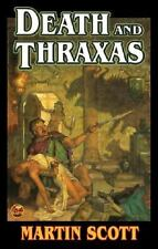 Death and Thraxas   Paperback  
