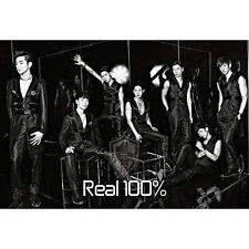 K-Pop 100 percent - Real 100% (1st Mini Album) (100P01MN)