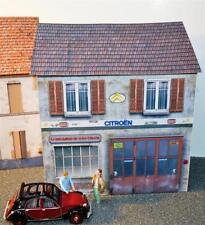 Garage Citroën 1/43°