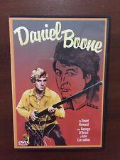 DANIEL BOONE - 1 DVD + MATERIAL EXTRA - 75MIN - BLANCO Y NEGRO - MUY BUEN ESTADO