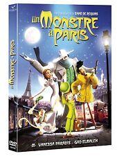 DVD *** UN MONSTRE A PARIS ***  Vanessa Paradis, Gad Elmaleh, M