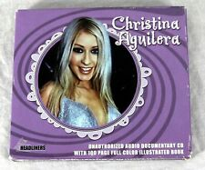 Christina Aguilera 2000 Unauthorized Audio Documentary CD 71083260025