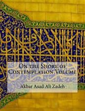 On the Shore of Contemplation Volume by Akbar Asad Ali Zadeh (2015, Paperback)
