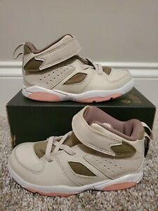 BRAND NEW TODDLERS GIRL'S JORDAN FLTCLB '91 AO2672-101