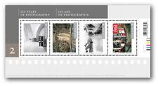 Canada 2757 Canadian Photography souvenir sheet (4 stamps) MNH 2014