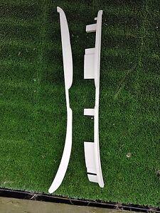Swift Kontiki Bessacarr motorhome skirt rail end cap pair