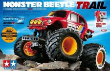 Fast Charge Twin Stick Deal: Tamiya 58672 Monster Beetle TRAIL 1/14 GF-01TR RC
