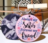 Personalised Sister Mum Auntie Gift Christmas Birthday Thank You Gifts