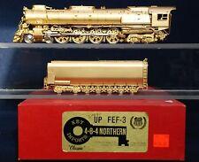 Rarität! US-Messinglok 4-8-4 FEF-3 der UP von Key / Samhongsa