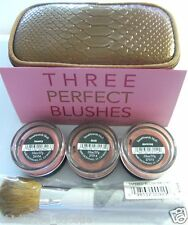 bareMinerals Bare Escentuals 3 Perfect Blushes Case Brush - Beauty Dusk Morning