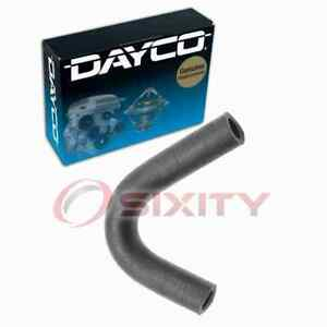 Dayco Oil Cooler Inlet HVAC Heater Hose for 2011-2015 Chevrolet Cruze 1.4L xx