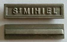 Agrafe barrette pour médaille de saint Mihiel 1914-18