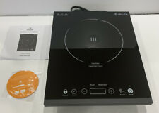 New listing Portable Induction Cooktop iSiLer 1800W Sensor Touch Electric Induction Cooker