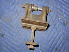 ANTIQUE WOOD LATHE TAILSTOCK MALL MI WORKS