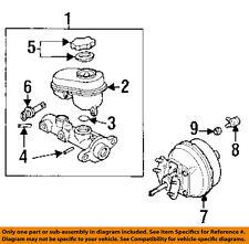 GM OEM ABS Anti-lock Brakes-Reservoir Tank 19209212