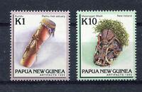 S8588) Papua & New Guinea MNH 1995, Handicrafts 2v