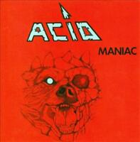 ACID - MANIAC [EXPANDED EDITION] NEW CD