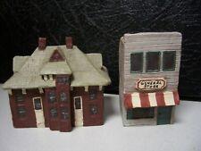 Sarah's Attic - General Store & Train Station Msrp $38