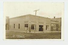Calmar IOWA RP 1911 SKOR & SANDAGER GARAGE nr Decorah Cresco Ft. Atkinson