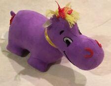 Vintage Reissued Dakin Dream Pets Hippo Henrien Hippopotamus Stuffed Plush
