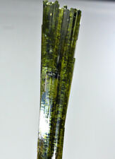 53 Carat Full transparent beautiful Epidote crystals bunch from skardu @Pakistan