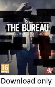 The Bureau: XCOM Declassified - Steam CD-Key Digital [PC & MAC] Fast Delivery