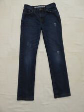 Red Herring boys' bleach/worn/torn style jeans Age 12 yrs