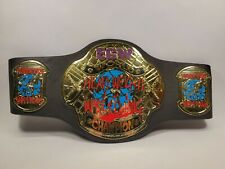 2007 Jakks ECW World Heavyweight Wrestling Championship Foam Kid's Belt WWE