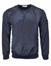 Cappotti e giacche da uomo blu Stone Island