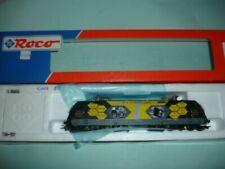 Locomotoras de escala H0 Roco para modelismo ferroviario