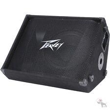 """Peavey PV12M 500 Watt 12"""" Woofer 2-Way Passive Floor Stage Monitor Speaker"""
