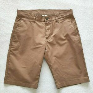 NEW Men's Tan Shorts KATHMANDU Size XS or S Slimfit *U
