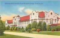 Valdosta Georgia~Georgia State Women's College~Converse Hall~1940s