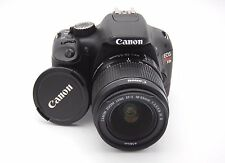 Canon EOS 550D / Rebel T2i 18MP DSLR CAMERA w/ EF-S 18-55mm f/3.5-5.6 IS II LENS