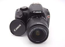 Canon EOS 550D / Rebel T2i 18MP DSLR CAMERA w/ EF-S 18-55mm f/3.5-5.6 IS II LENS