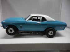 Auto World ~ '70 Chevy Nova from Beverly Hills Cop Movie ~ FITS Aurora, AW, JL