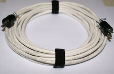 Interconnect Cable Polk Audio SDA 2 and other SDA Series w/ 2 flat pins 20ft NEW