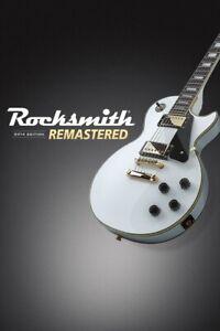 ROCKSMITH REMASTERED 2014 Steam
