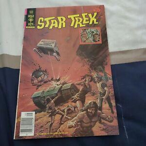 Star trek comic book  by gold key 1978 free ship u.s.