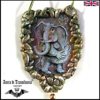 talisman protective amulet pendant for wealth richness good luck love money rich
