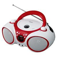 Jensen CD Boombox CD-490WR Sport Stereo CD Player Limited Edition Color Portable