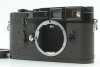 *CLA'd EXC5+ Black* LEICA M3 Double Stroke DS Rangefinder 35mm Film Camera JAPAN