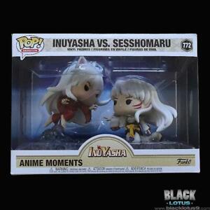 Funko Pop! Inuyasha VS Sesshomaru Anime Viz Media Manga IN STOCK Pop 772