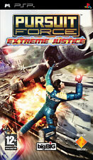 PURSUIT FORCE EXTREME JUSTICE PSP - NUOVO incelofanato ITALIANO PLAYSTATION