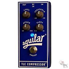 Aguilar TLC Compressor Guitar Bass Compression Effects Pedal