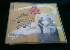 Let's Rock & Roll - Various Artists and Lets Rock & Roll Rare CD 1991