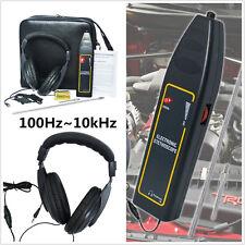 Car Truck Noise Sensor Finder + High Sensitivity Long & Short probe+Earphone Kit