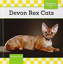 Devon Rex Cats by Finne, Stephanie-ExLibrary